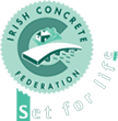 Irish Concrete Federation Logo