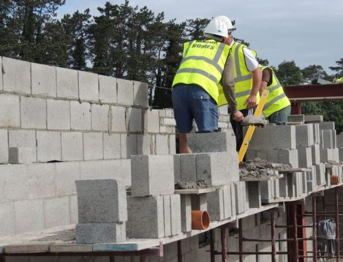 Concrete and Quarried Products Account for less than 5% of House Building Costs