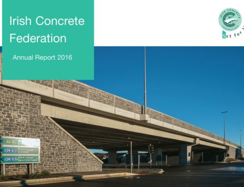 Irish Concrete Federation Annual Report 2016