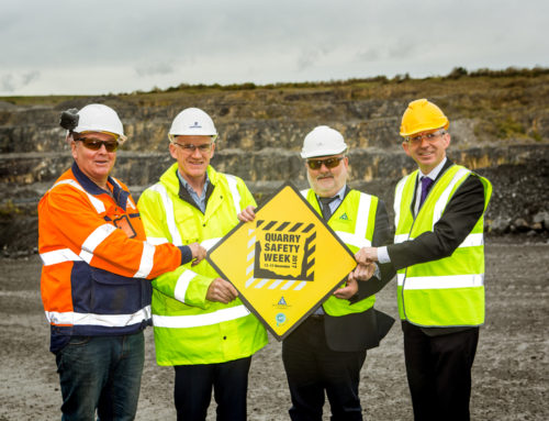 HSA and ICF Launch Quarry Safety Week 2017