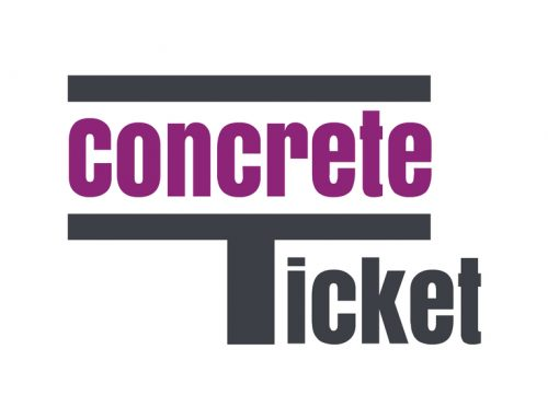 New Concrete Ticket Course Listings For 2018
