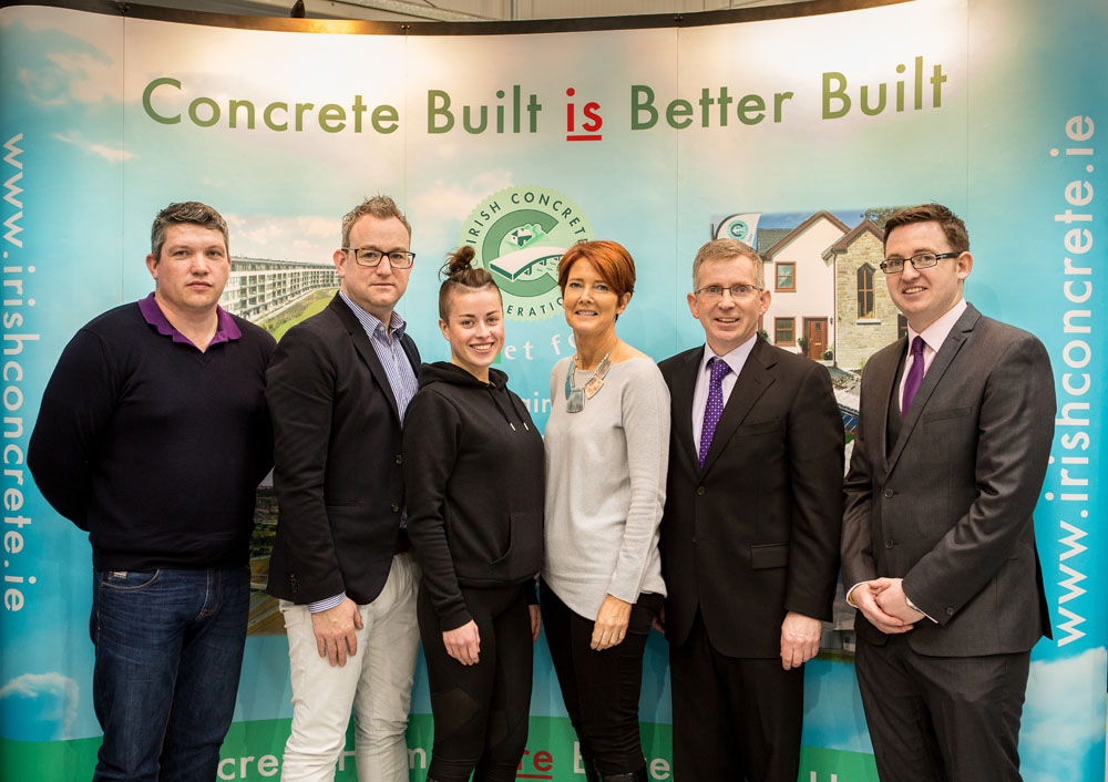 "200 Attend ""Building Your Career in the Concrete and Quarrying Industry"" Event in Co Offaly"