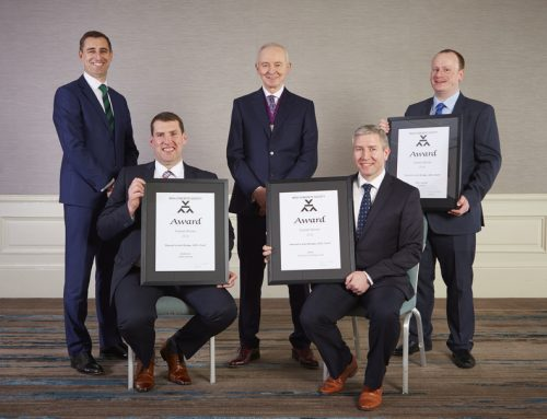 ICF MEMBERS FEATURE PROMINENTLY AMONG WINNERS IN IRISH CONCRETE SOCIETY AWARDS 2019