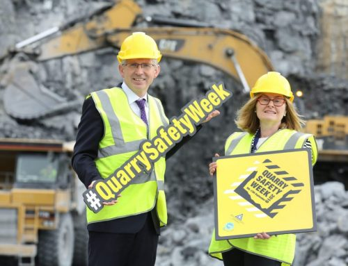 ICF & HSA LAUNCH QUARRY SAFETY WEEK 2019